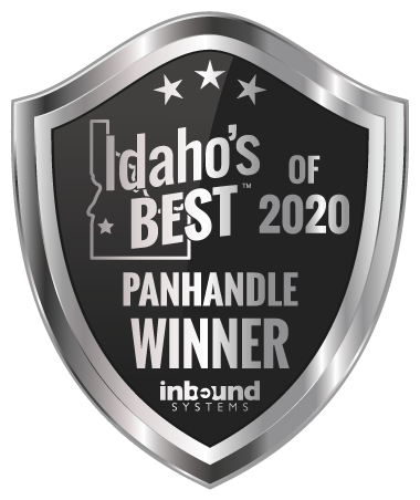 Voted Best Moving Company in Idaho Panhandle 2020